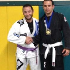 Edson Penado of Quincy Brazilian Jiu-Jitsu in Grant County, WA