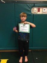 Congratulations to Jace finishing Bully Camp