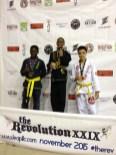 Mykenzi takes 2nd in Gi