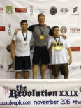 Tony takes 2nd in No Gi