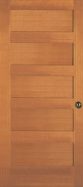 shaker door - interior doors - quinju.com