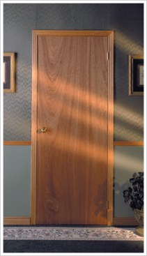 plain slab door - interior doors - quinju.com
