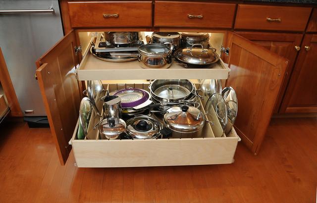 Kitchen Cabinets - Organize - quinju.com