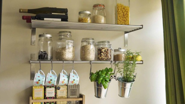 Kitchen Cabinets -shelving - quinju.com