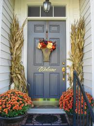 exterior door - fall projects - quinju.com