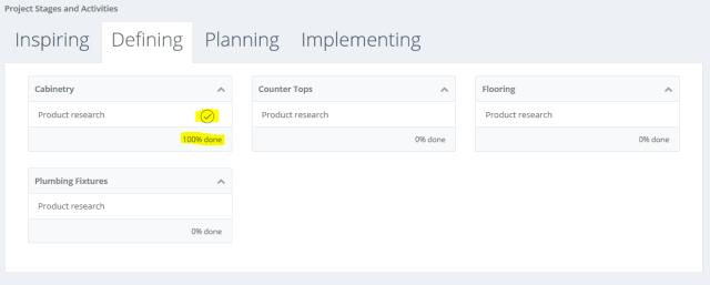 Project Progress Indicators - quinju.com
