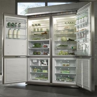 Kitchen Appliance Buying Guide - Double size Refridge - quinju.com