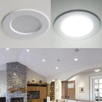 8 benefits of upgrading to led recessed lights quinju led recessed lights quinju aloadofball Choice Image