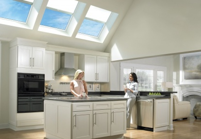 Velux Skylights-shades-natural light-quinju.com
