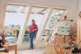 Velux-balcony skylight-qinju.com