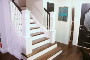 Newel Replacement - Interior Stair Renov Quinju.com