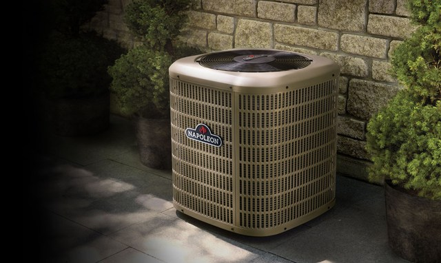 Air Conditioner Buying Guide-Central air system-quinju.com