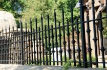 Fence / ornamental / security / metal / quinju.com