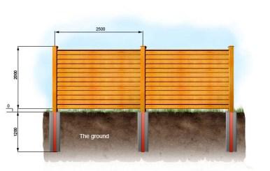 Fences-fence posts-quinju.com