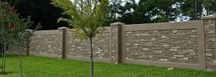Fence / privacy / security / sound / mark boundary / quinju.com