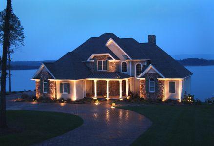 Exterior pot lights - enhance your home - quinju.com