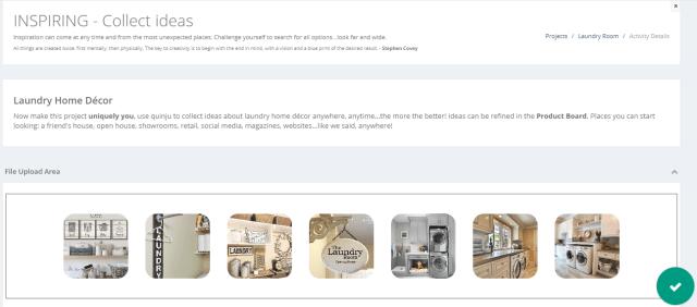 Collect, Organize , Store / Quinju.com