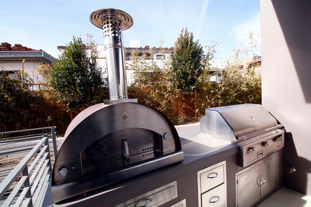 Gas - Grill - wood -fired - pizza - oven - quinju.com