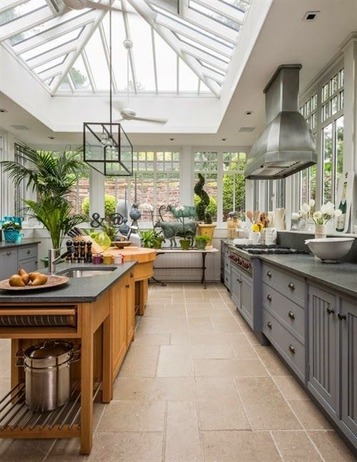 kitchen - extension - sunroom - quinju.com
