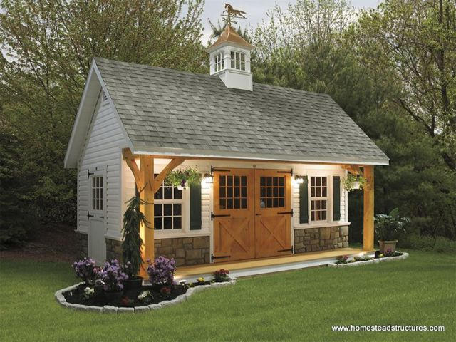 backyard storage shed, backyard design planning, quinju.com