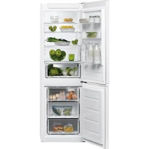 Hotpoint H1NT811EW1 Fridge Freezer White 189 x 60 CM