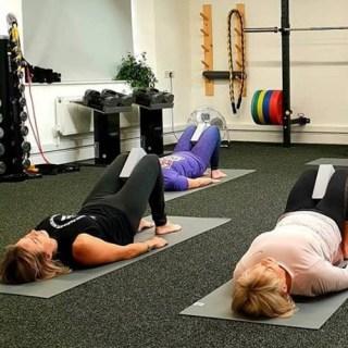 Bristol group yoga pilates
