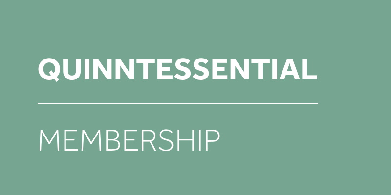 quinntessential membership