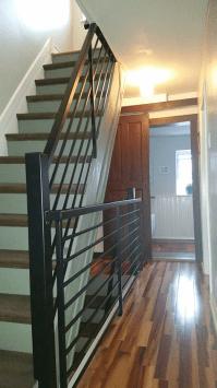 Residential Railings - R.L. Quinn & Son