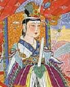Emperatriz WU ZHAO o WU ZETAIN