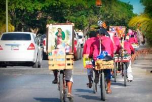 Miles de guadalupanos se dan cita en Cancún