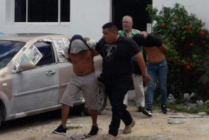 Dos presuntos sicarios de CJNG al Cereso de Cozumel