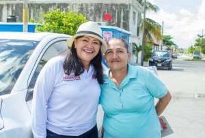 """""""El agua líquido vital debe ser protegido"""": Mildred Ávila"""