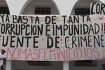 Se manifiestan en #Cancún contra #Feminicidios @FGEQuintanaRoo