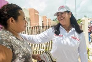 """""""Imprescindible gestionar recursos adicionales para garantizar la seguridad  en zonas turísticas"""": @MildredAvilaVer"""