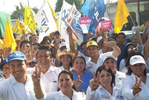 Los cancunenses quieren recuperar la paz: @MayuliMtzSimon
