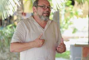 líder estatal del #PRI, Manuel Díaz Carvajal, se reunió con los dirigentes municipales