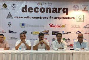 Del 15 al 17 de agosto la Expo Deconarq en Cancún