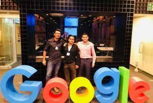 Triunfa Equipo Creativo de Experiencias #Xcaret en #Hackathon convocado por #Google