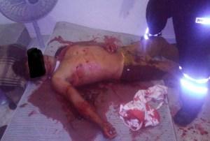 A navajazos dan muerte a un hombre en Puerto Morelos