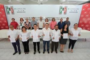 Proceso de elecciones internas PRI