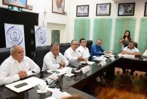 Recibe Congreso informe de actividades del Fiscal General del Estado