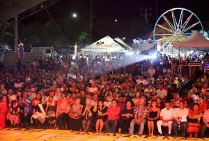 «Quema» Puerto Morelos el mal humor en el inicio del Carnaval Xilbabá 2019