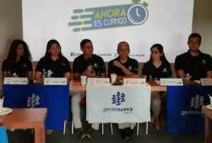 Congreso Gente Nueva Cancún 2019 reunirá a más de 2 mil 500 jóvenes