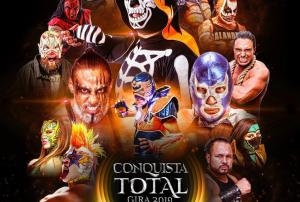 """""""Conquista Total"""" de la Triple A llega a la Plaza de Toros de Cancún"""