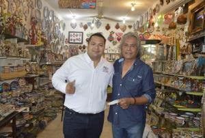 Legislaré para profesionalizar los cuerpos policíacos: Nico Castillo