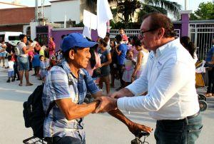Bonfileños piden mayor seguridad a «Panchito» para sus familias