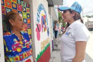 Recursos para instancias infantiles seguras gestionará: Atenea Gómez Ricalde