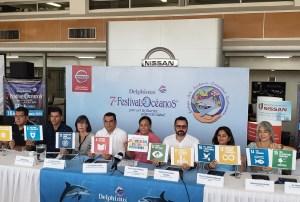 Del 16 de mayo al 9 de junio Festival de los Océanos