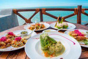 Muestra Gastronómica de Holbox en el Top Ten nacional