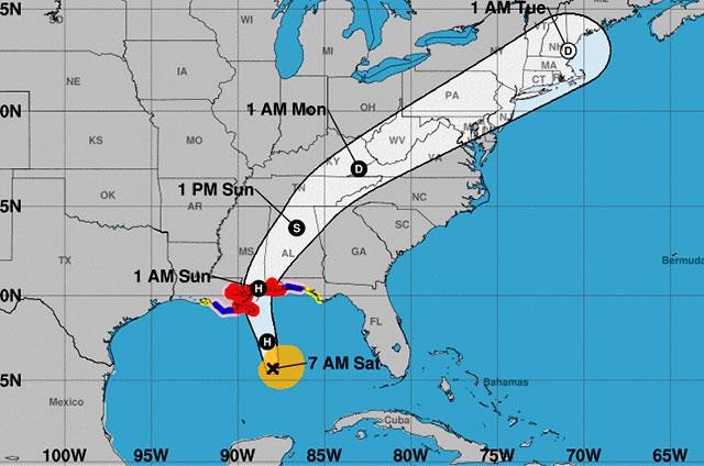 Nate-avanza-a-Estados-Unidos-como-huracán-categoría-1